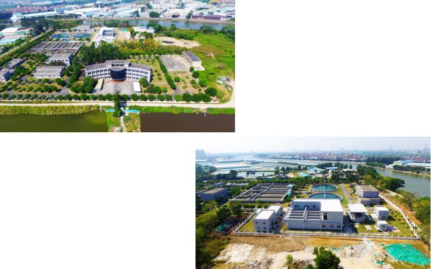 东莞市万江污水处理厂二期及配套管网工程