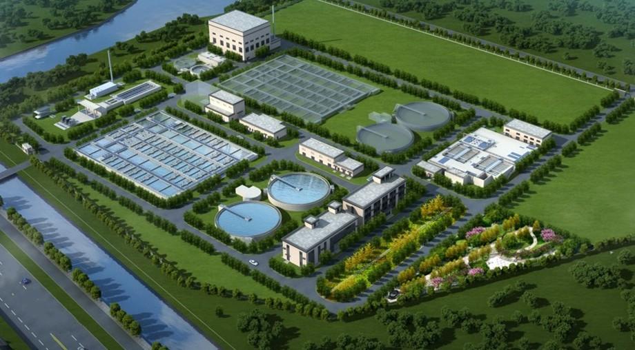五华县河东绿色生态工业小镇水质净化厂一期工程